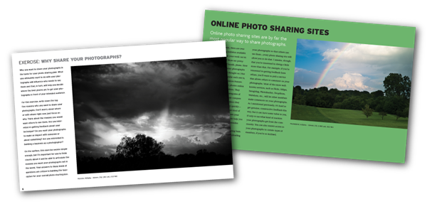 Shoot + Share eBook Example Spread